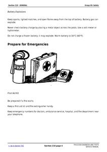 John Deere 5101E manual