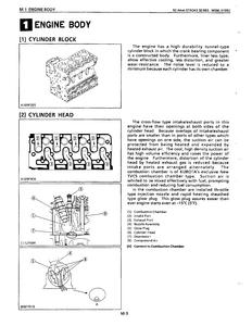 Kubota V2203-B manual