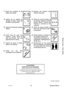 Bobcat T870 Compact Track Loader manual pdf