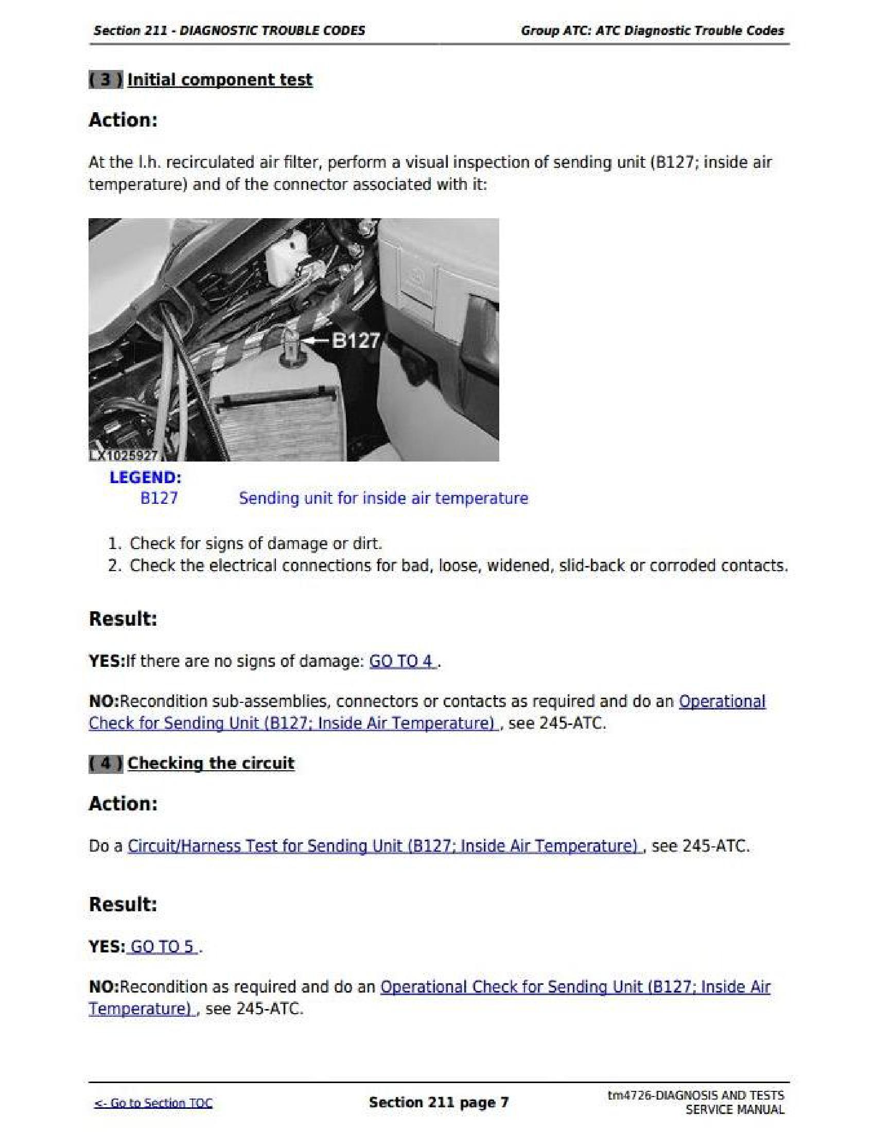 John Deere 6220SE manual