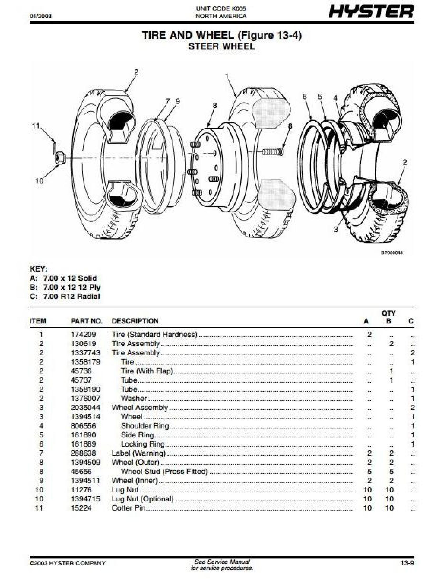 John Deere H100XM manual
