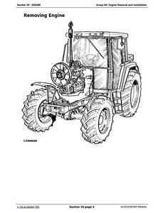 John Deere 6900 service manual