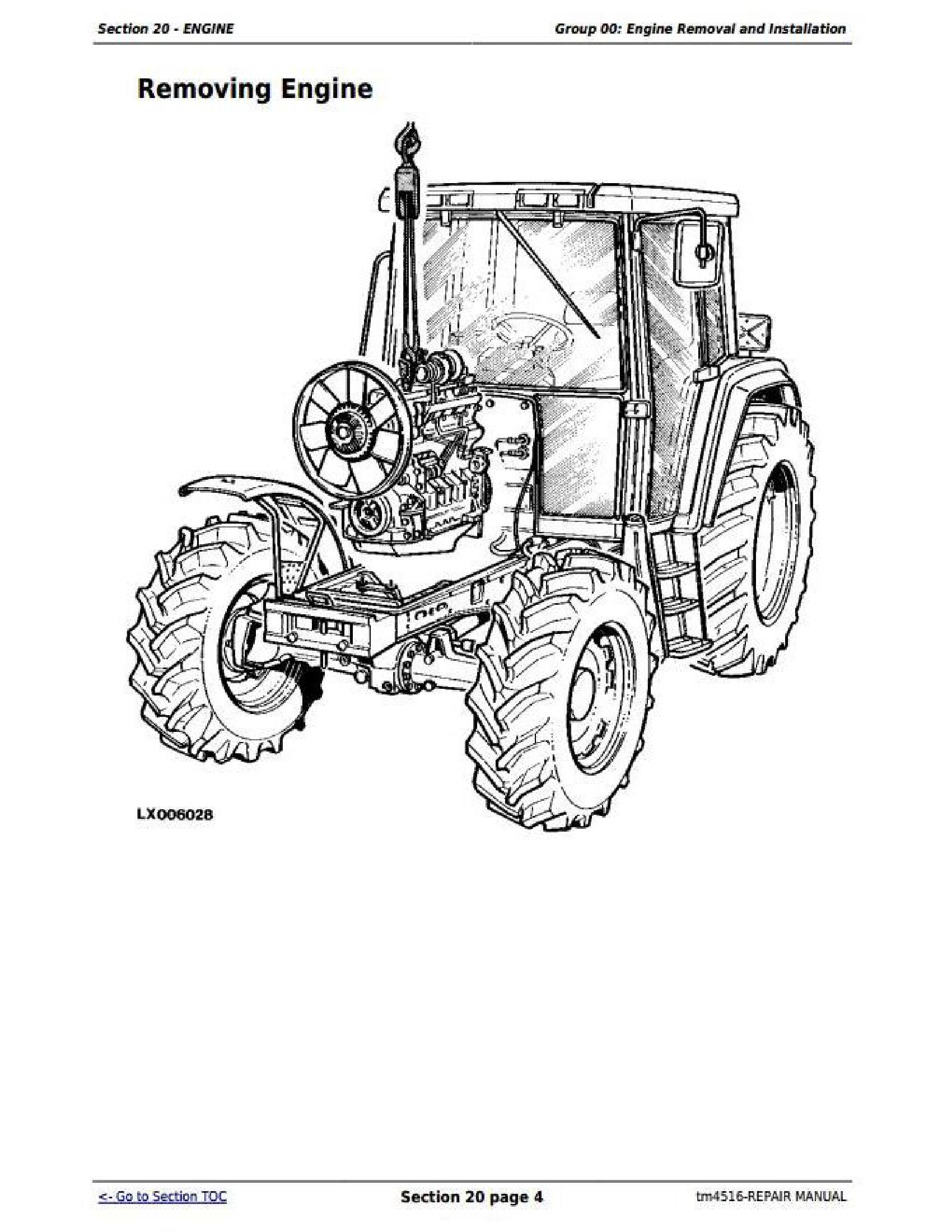 John Deere 6900 manual pdf