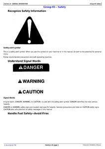 John Deere X739 manual