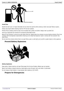 John Deere X739 service manual