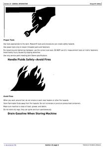 John Deere Z970A manual pdf