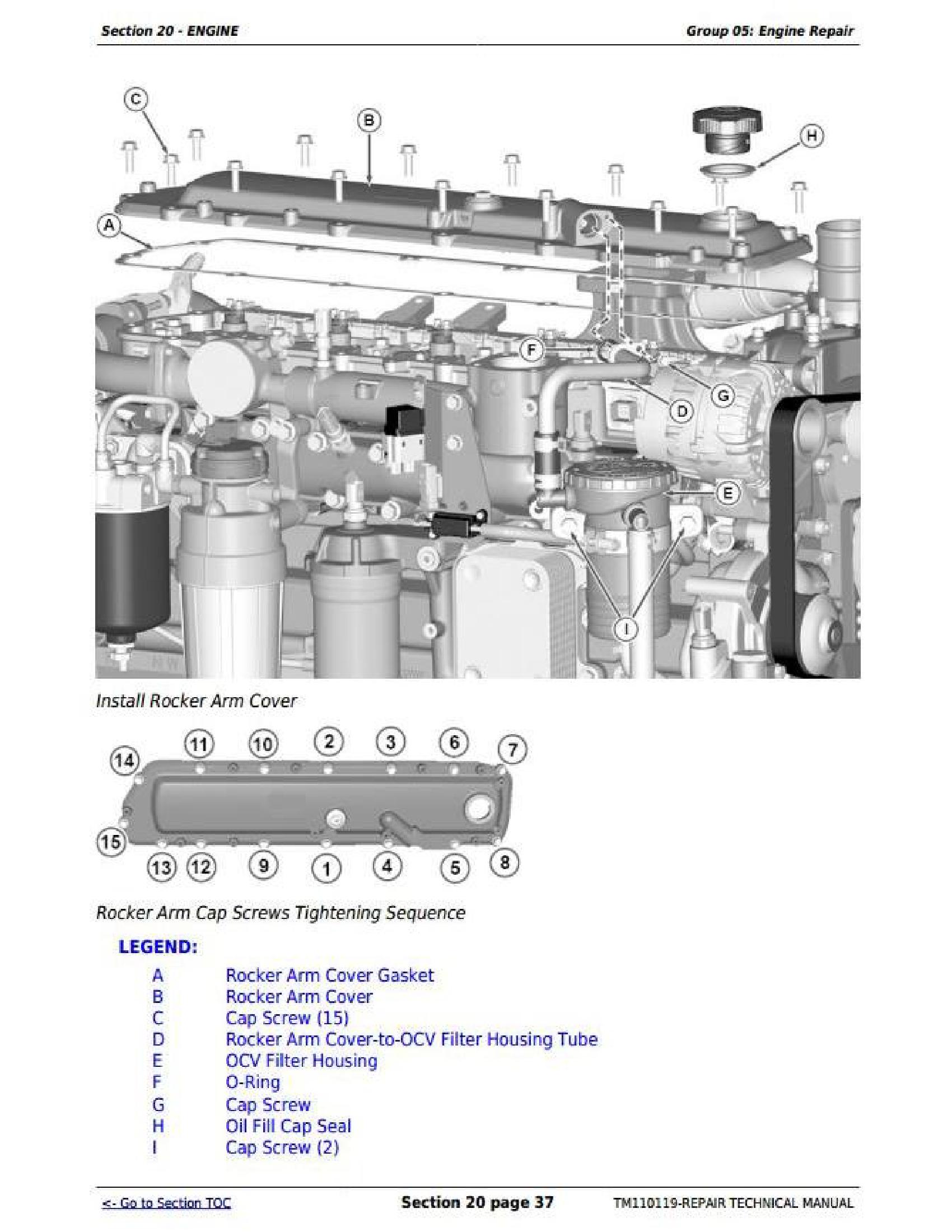John Deere 7280R manual pdf