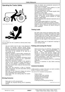 John Deere 5090GV manual