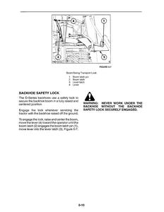 New Holland Ford 675D Tractors manual pdf