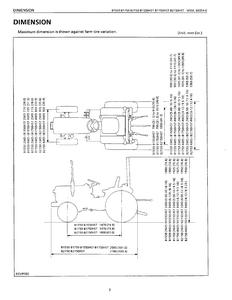 Kubota B2150HST WSM Tractor manual pdf