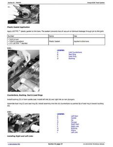 John Deere 550G manual
