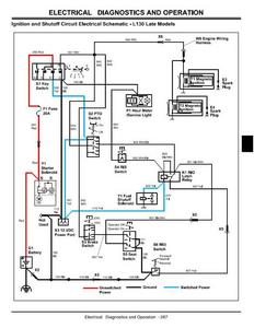 John Deere L130 manual