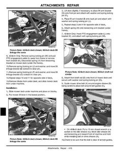 John Deere L108 manual