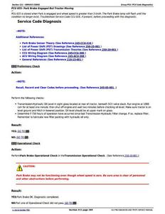 John Deere 8410 manual