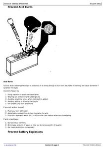 John Deere Z255  manual