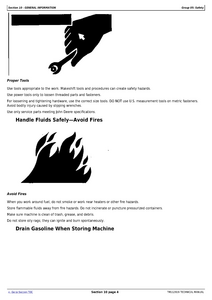 John Deere Z255  service manual