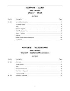 New Holland TN70F manual