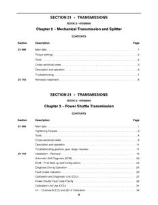 New Holland TN75F manual