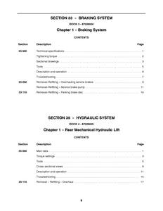 New Holland TN90F manual