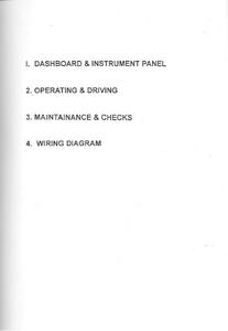 Kubota B1500 manual