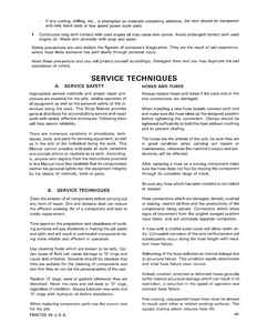 New Holland Ford 1720 Tractors service manual