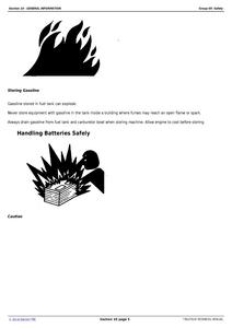 John Deere Z950R manual