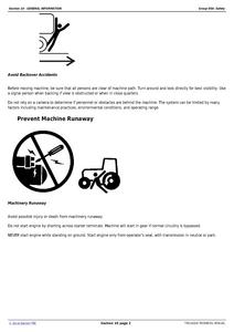John Deere 4066R manual