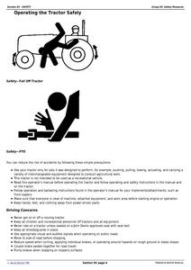 John Deere 6130M manual