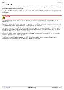 John Deere 6110M manual