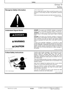 John Deere XUV590M manual
