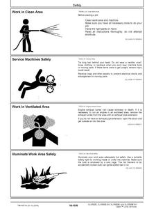 John Deere S4 service manual