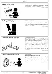 John Deere S4 manual pdf