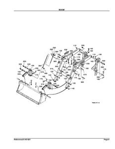 Kubota TL1150SG manual pdf