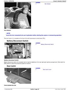 John Deere _E216966- manual