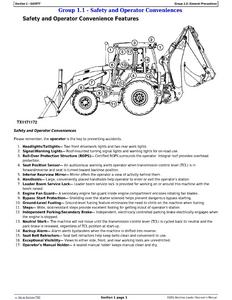 John Deere 1T0310SL__F273920 manual pdf
