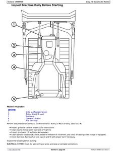 John Deere 1T0850KX_ manual