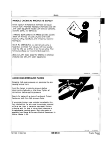 John Deere 2400 manual