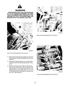 New Holland L-779 Skid-Steer Loader manual