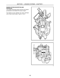 New Holland 3415 Tractor manual pdf