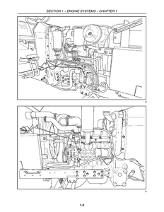 New Holland 3415 Tractor manual