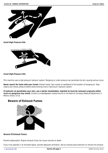 John Deere 450DLC manual