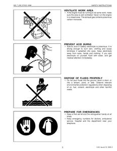 Kubota Loader WSM Front Backhoe manual