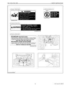 Kubota BT820 WSM Front Backhoe manual pdf