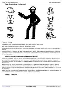 John Deere 644K manual pdf