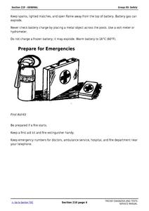 John Deere 5603 manual