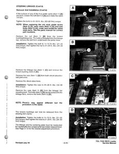 Bobcat 753 Skid Steer Loader INCLUDES HIGH FLOW OPTION manual pdf