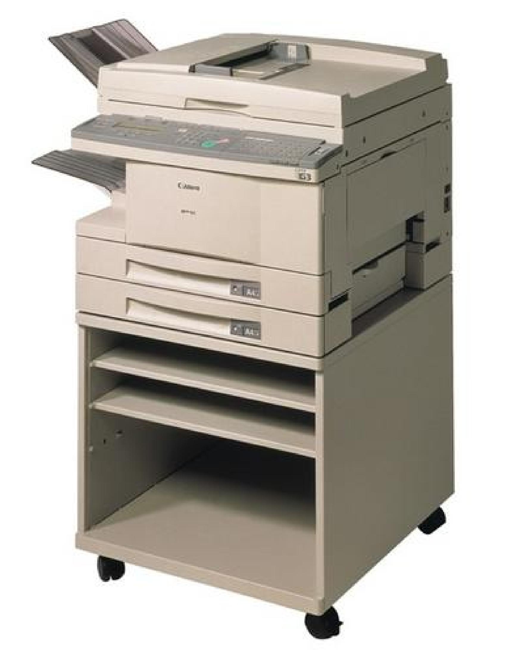 Canon GP160F Printer manual