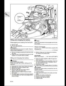 BMW R1150GS Motorcycle manual pdf