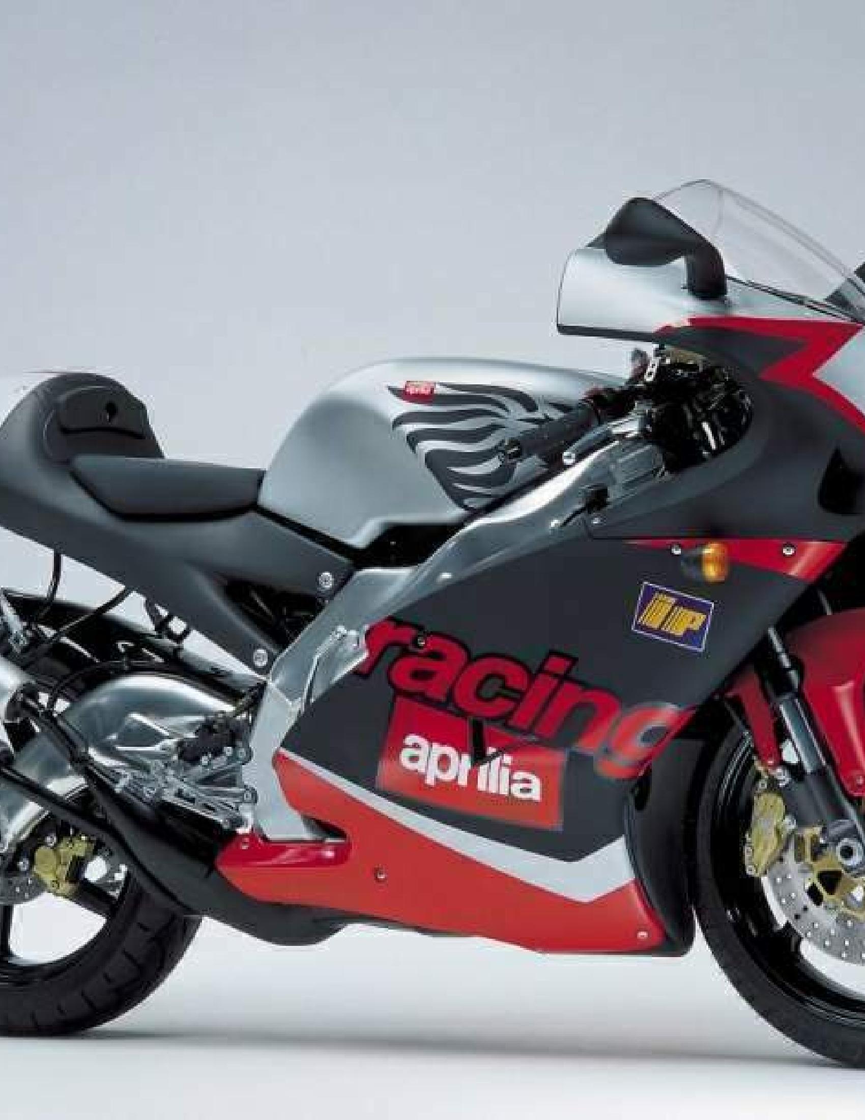 Aprilia RS250 Motorcycle manual