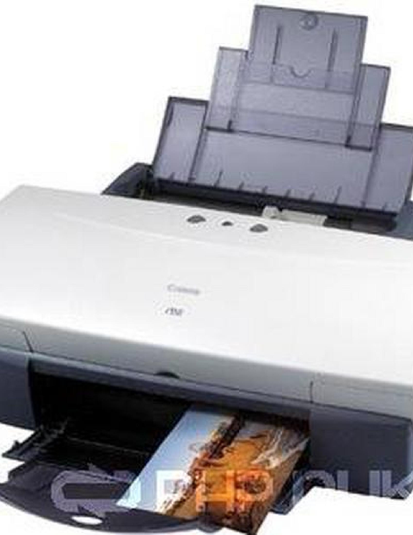 Canon i550 Printer manual